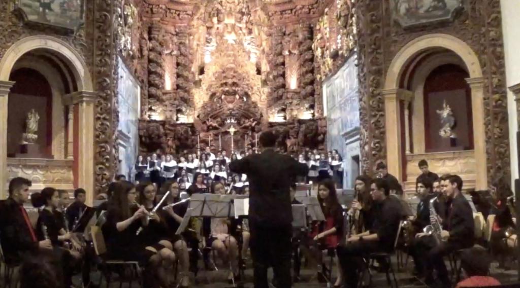"""II edição do Festival de Música """"O Conservatório sai à rua"""" — concerto final, dia 13 de Maio"""