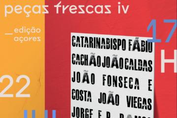 Peças Frescas: Açores IV
