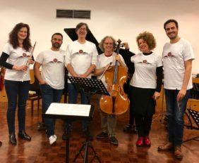 Tesseract Ensemble